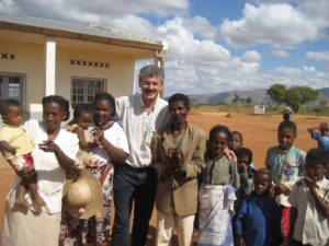 Dr Suter in Madagaskar